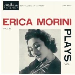 Erica Morini  -- Erica...