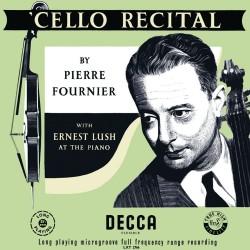 Pierre Fournier  -- Cello...