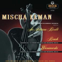 Bruch Wieniawski -- Violin...