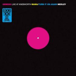 Genesis  -- Live At Knebworth