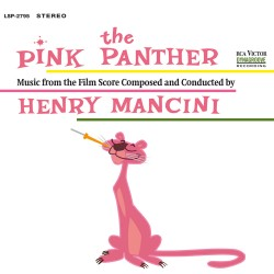Henry Mancini  -- The Pink...