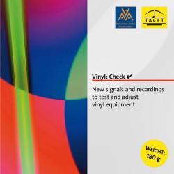 Tacet  -- Vinyl: Check