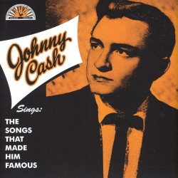 Johnny Cash  -- Sings The...