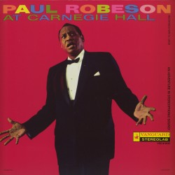 Paul Robeson  -- At...